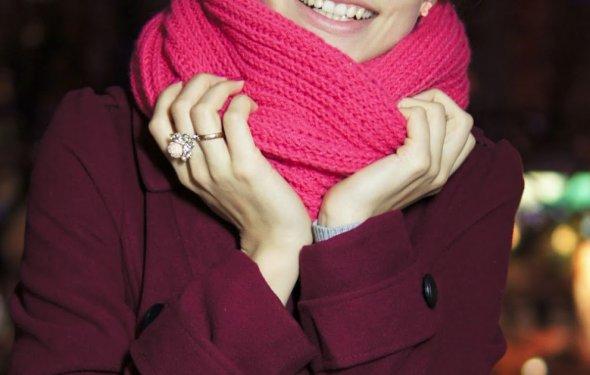 Do it yourself: Вяжем шарф