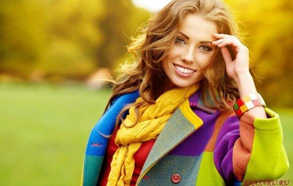 Как завязать шарф красиво и