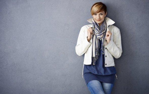 Женский гардероб: как и с чем
