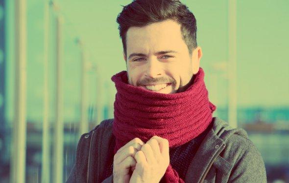 Как завязать шарф: советы для