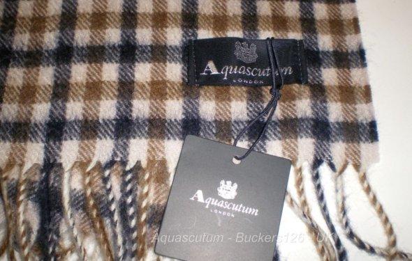 Мужской шарф Aquascutum Pure