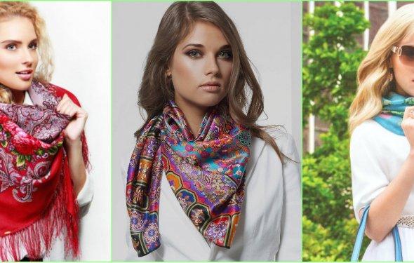 Модные и теплые аксессуары