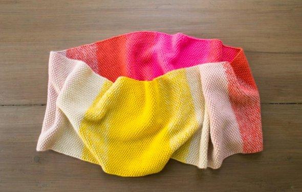 Связать шарф своими руками